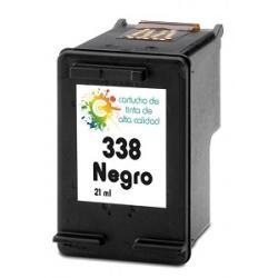 Cartucho de tinta HP 338 Negro Premium