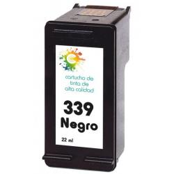 Cartucho de tinta HP 339 Negro Premium