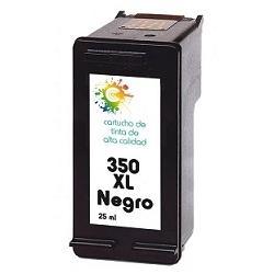 Cartucho de tinta HP 350XL Negro Premium