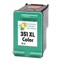 Cartucho de tinta HP 351XL Tricolor Premium