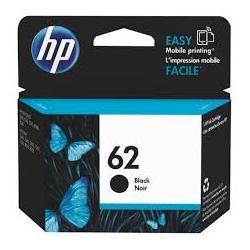 Cartucho de tinta HP 62 Negro Original