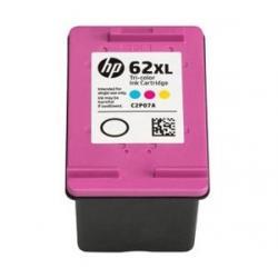 Cartucho de tinta HP 62XL Tricolor Compatible