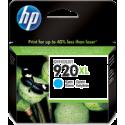 Cartucho de tinta HP 920XL Cyan Original