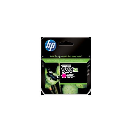 Cartucho de tinta HP 920XL Magenta original