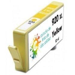 Cartucho de tinta HP 920XL Amarillo Premium