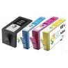 Cartucho de tinta HP 920XL Pack 4 colores Premium