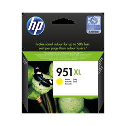 Cartucho de tinta HP 951XL Amarillo Original