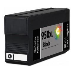 Cartucho de tinta HP 950XL Negro Premium