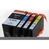 Cartucho de tinta HP 934XL+935XL Pack 4 colores Compatible