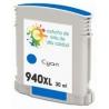Cartucho de tinta HP 940XL Cyan Premium