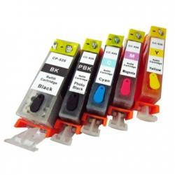 Multipa de tinta compatible Canon PGI-525/CLI-526