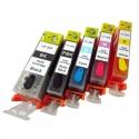 Multipack de tinta Canon PGI-525/CLI-526 Premium
