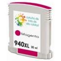 Cartucho de tinta HP 940XL Magenta Premium