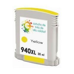 Cartucho de tinta HP 940XL Amarillo Premium