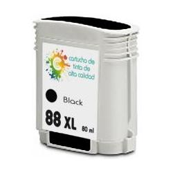 Cartucho de tinta HP 88XL Negro Premium