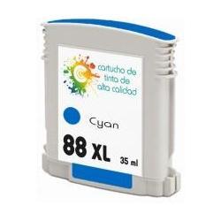 Cartucho de tinta HP 88XL Cyan Premium