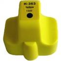 Cartucho de tinta HP 363XL Amarillo Compatible