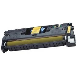 Tóner HP C9702A Amarillo Compatible