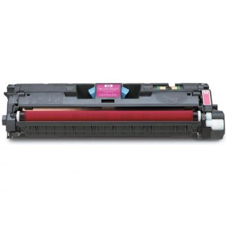 Tóner HP Q3963A Magenta Compatible