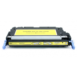 Tóner HP Q6472A Amarillo Compatible