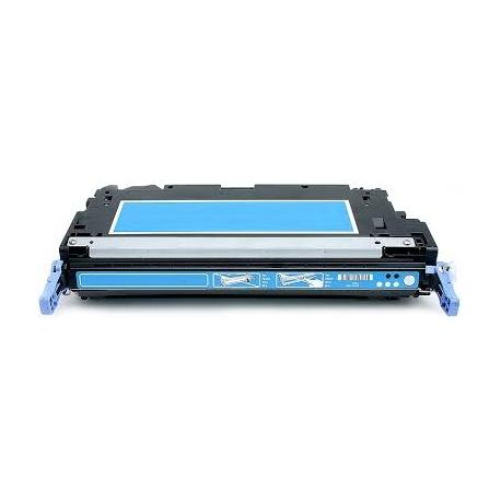 Tóner HP Q7581A Cyan Compatible