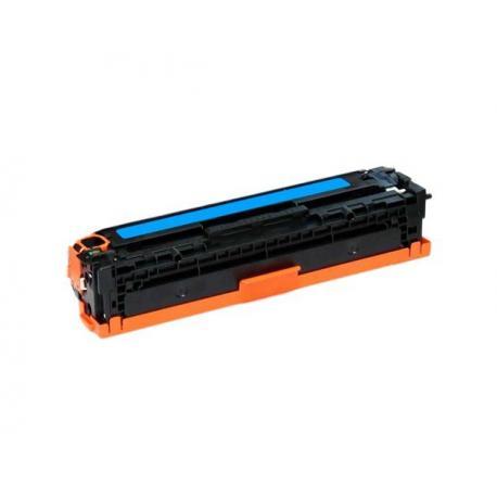 Tóner HP CE341A Cyan Premium