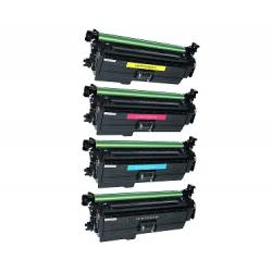 Tóner HP CF330X/1/2/3A Pack 4 colores Compatible