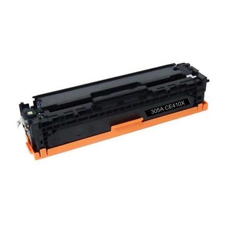 Tóner HP CE410X Negro Compatible