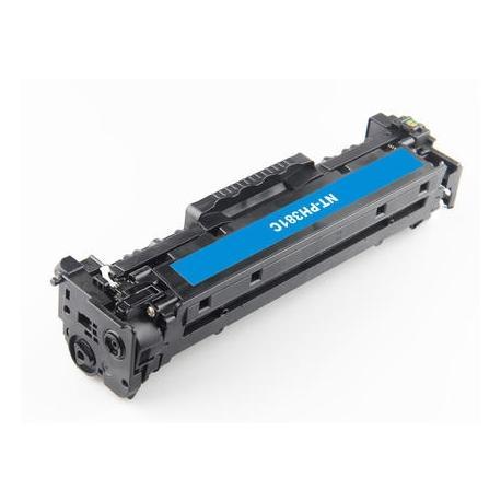 Tóner HP CF381A Cyan Compatible