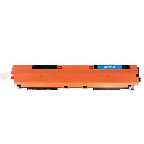 Tóner HP CF351A Cyan Compatible