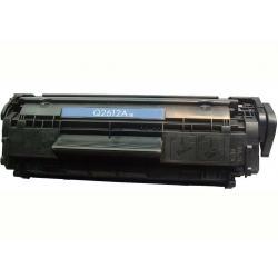 Tóner HP Q2612A Negro LASERJET Compatible