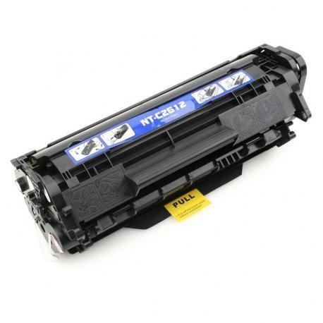 Tóner HP Q2612X Negro Compatible