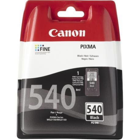 Cartucho de tinta Original Canon PG-540