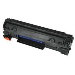 Tóner HP CB436A Negro Compatible