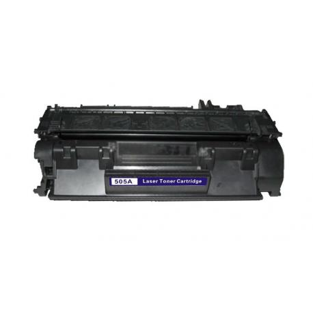 Tóner HP CE505A Negro Compatible