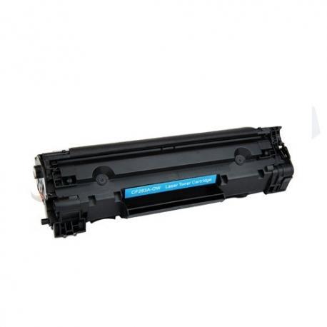 Tóner HP CF283A Negro Compatible