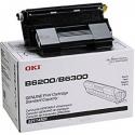 Tóner OKI B6200 Negro Compatible