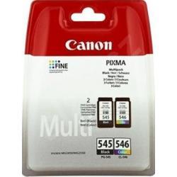 Multipack de tinta Original Canon PG-545/CL-546