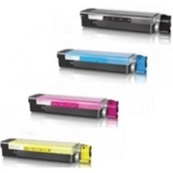 Tóner OKI C5550/5800/5900 Pack colores Compatible