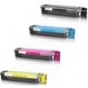 Tóner OKI C5550/5800/5900 Pack 4 colores Compatible