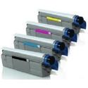 Tóner OKI C5600/5700 Pack colores Compatible