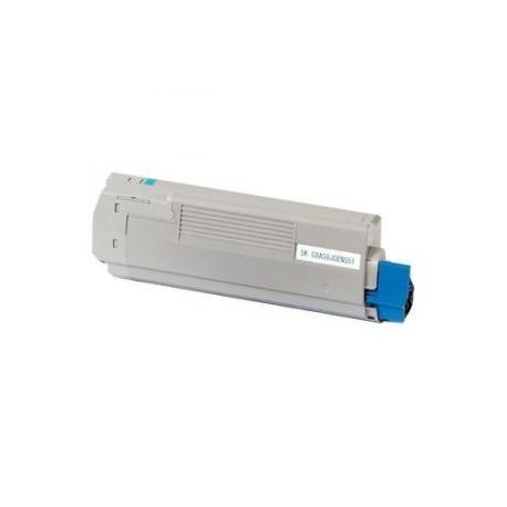 Tóner OKI C5650/5750 Cyan Compatible