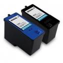 Multipack de tinta compatible Dell M4640/4646