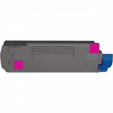 Tóner OKI C9100 / C9200/ C9300 / C9400 / C9500 Magenta Compatible