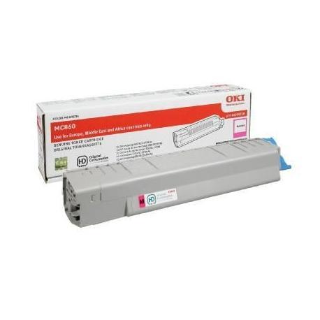 Tóner OKI MC860 Magenta Compatible