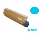 Tóner OKI ES2232A4 / ES2632A4 / ES5460 Cyan Compatible