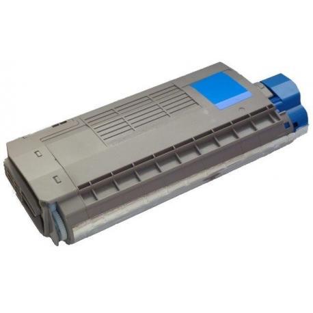Tóner OKI ES7411 / ES3032A4 Cyan Compatible