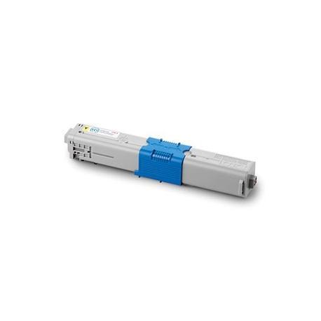 Tóner OKI ES5431 / ES3452 MFP / ES5462 MFP / ES5462 DN Amarillo Compatible