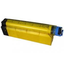 Tóner OKI ES1624 / ES1624 MFP Amarillo Compatible