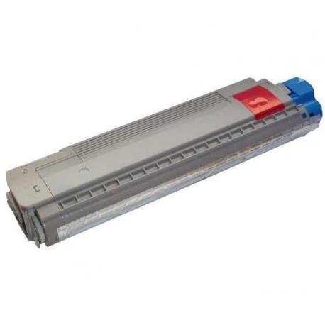 Tóner OKI ES2632A3 Magenta Compatible